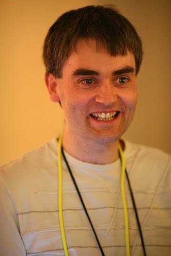 Ian Dixon, CES 2006