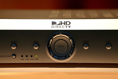HD DirecTV Box
