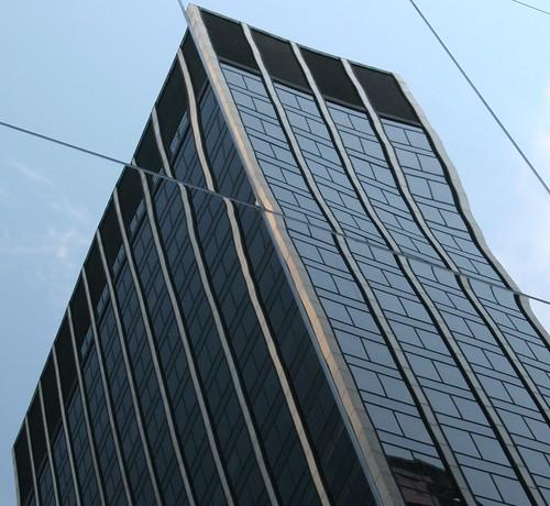 Bisected Skyscraper