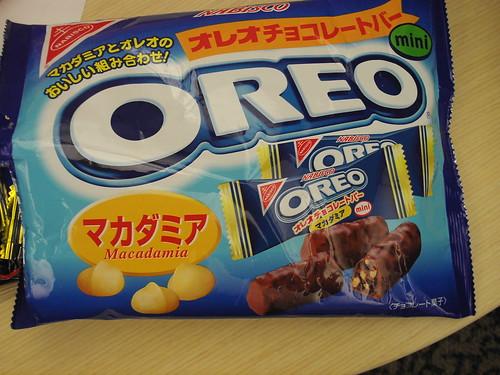 Oreos from Japan