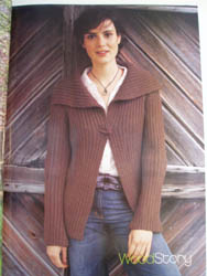 Phildar Woody Sweater