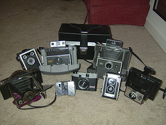 My Antique Cameras