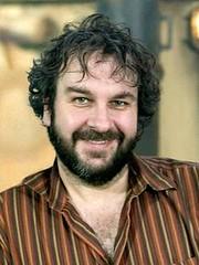 il regista e produttore Peter Jakson