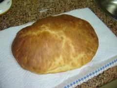 Pão de Leite Gigante