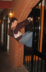 Jess, Zocolo fence