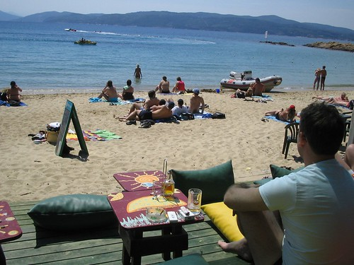 Big Banana Beach, Skiathos, Greece