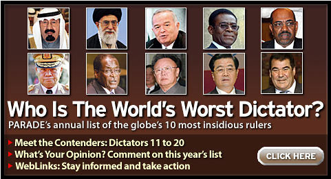 world history the worst dictator of Here are ten such dicators who are considered as the worst dictators in history  10 worst dictators in history  dictator to stand in the world's top worst.