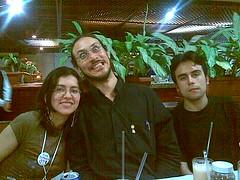 Tania, Octavio, Jose