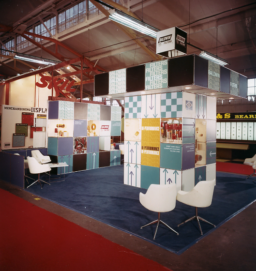 Modern Exhibition Booth : A sampler of things trade show booths