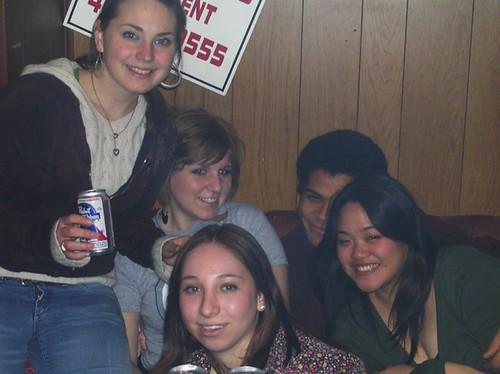 Party Revelers 4