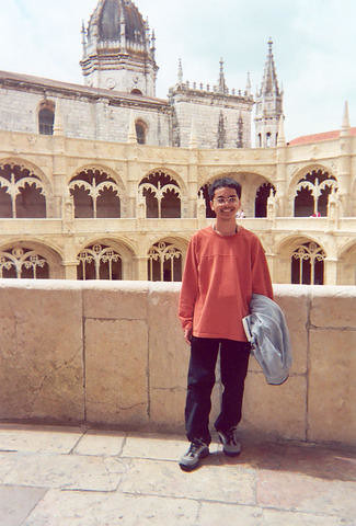 Lisbon--Monastery dos Jeronimos