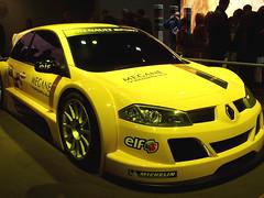 European Autoshow Brussels - Megane Trophy