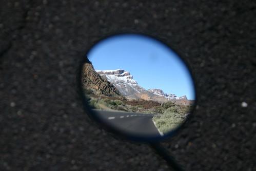 Guajara in the rearview mirror