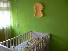 babykamertje voor kruimel