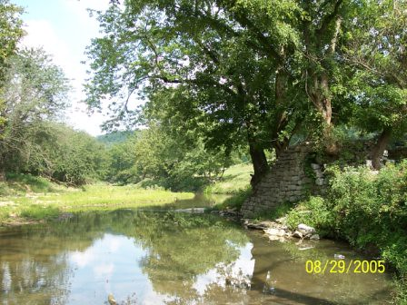 Rigdon Mill Today