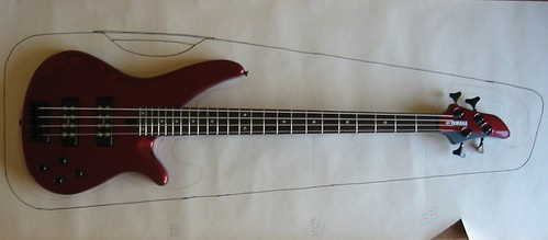 Calder Bass sketch 1.i