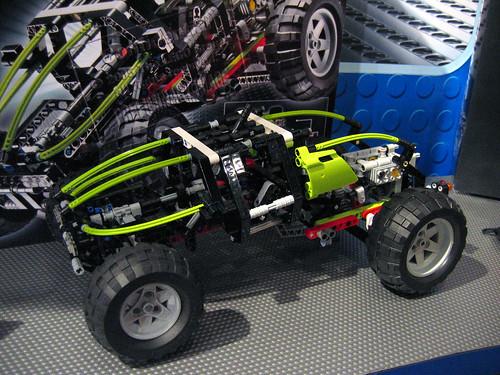 Auto de Lego Technic
