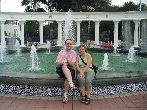 Dataran Merdeka Fountain