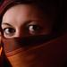 Portret met hoofddoek-4779 © Bart Plessers