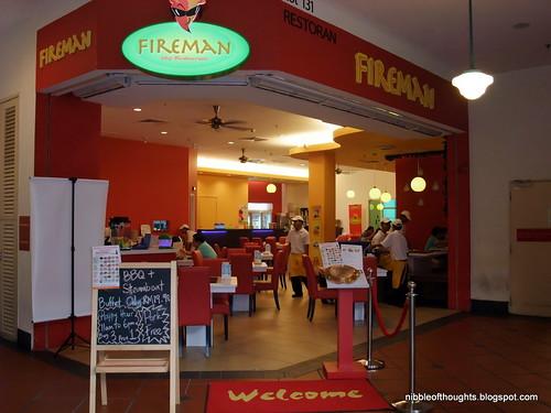 Fireman Restaurant