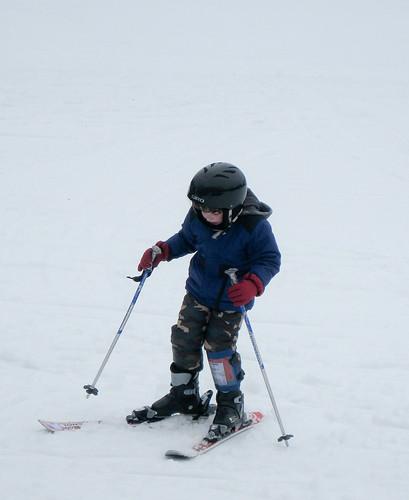 Finn Skiing