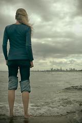 here i am. photo by sesame ellis