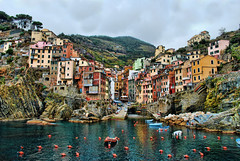 Riomaggiore photo by Steven Verlander Photography
