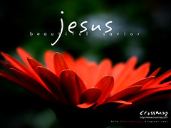 Christian Backgrounds Wallpaper - Jesus Beautiful Savior 1 photo by crossmap backgrounds