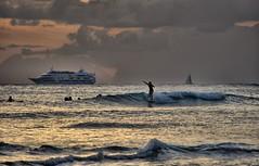 Sunset Surfers photo by RUSSIANTEXAN ©
