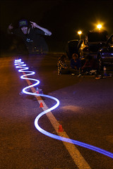 Slalom Nocturne photo by Ander Ormaetxea
