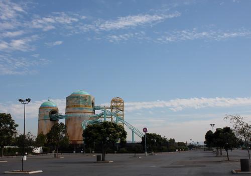 Journey to Atlantis Ride: San Diego