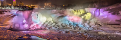 Niagara Falls Panoramic photo by DFiveRed
