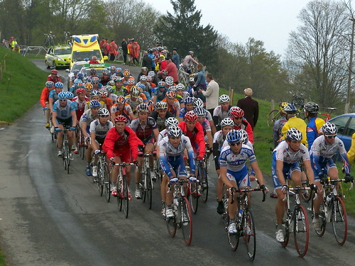 Tour de Romandie Stage 4 - Grupetto