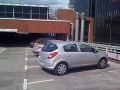 Mietwagen Opel Corsa