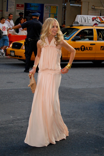 Rachel Zoe in Louis Vuitton, 2009 CFDA Awards