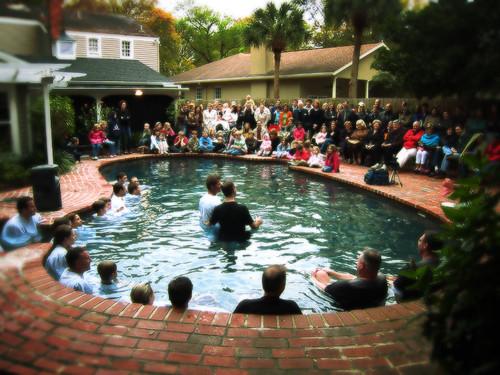 STF Baptism
