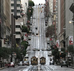 Nob Hill, San Francisco photo by Dizzy Atmosphere