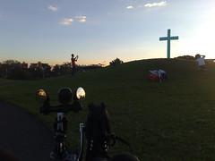 crucifix in moore park
