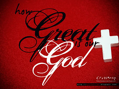 Christian Backgrounds Wallpaper - How Great Is Our God photo by crossmap backgrounds