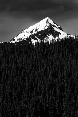 Pyramid Peak, Mount Rainier National Park