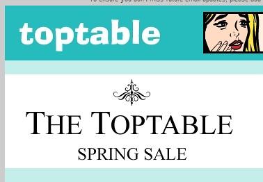 Toptable 3