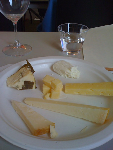 Cheese tasting class