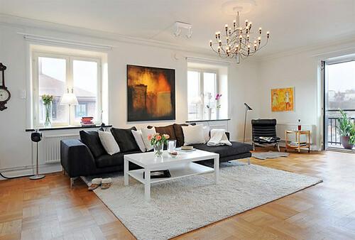 modernus kambarys