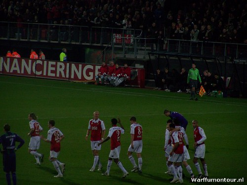 3319163560 0e6628b88a AZ – FC Groningen 3 0, 28 februari 2009