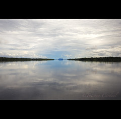 transboundary waters - Amazonas photo by © Tatiana Cardeal