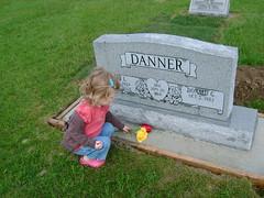 Mimi's Grave