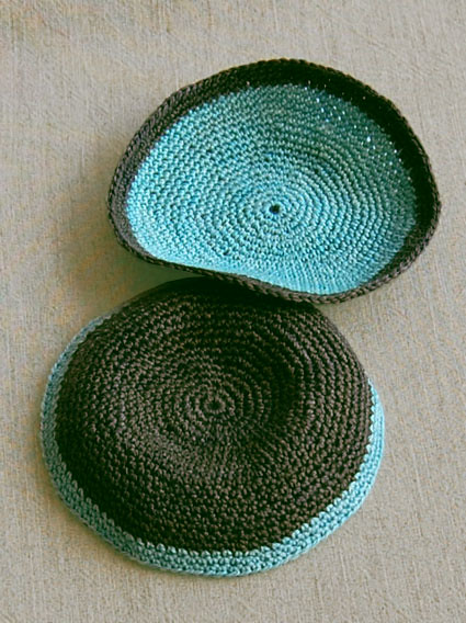 Crochet Patterns Kippah : CROCHET PATTERN YARMULKE ? Patterns