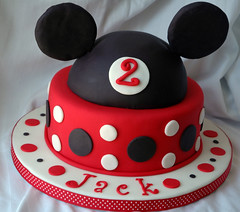 Jack's 2nd Birthday Cake photo by creativecupcakes