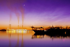 Doha Sunset! photo by AL zanki (d10b Q8)