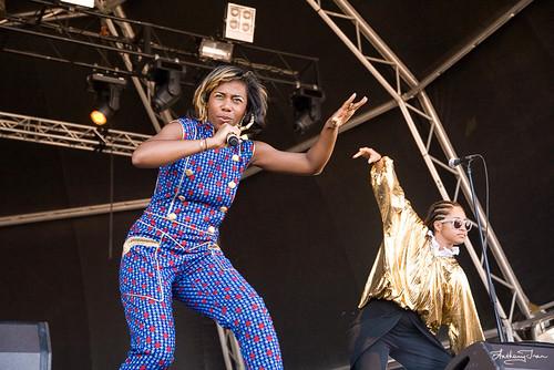 Santogold @ Southbound Festival 2009, Busselton